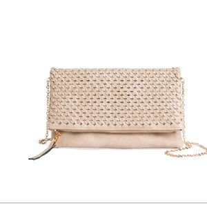 Woven Clutch from Urban Expressions